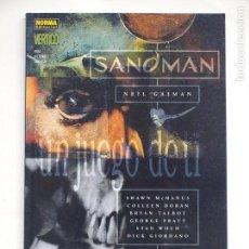 Cómics: SANDMAN - UN JUEGO DE TI - NORMA - COLECCION VERTIGO - 249. Lote 137861182