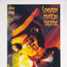 Cómics: SANDMAN - LA CARA - 1 DE 2 - NORMA - COLECCION VERTIGO - 81. Lote 137861494