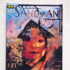 Cómics: SANDMAN - LA CASA DE LAS MUÑECAS - NORMA - COLECCION VERTIGO - 174. Lote 149837928