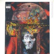 Comics : SANDMAN - GALLERY OF DREAMS - 1 - DC COMICS - VERTIGO. Lote 137862146