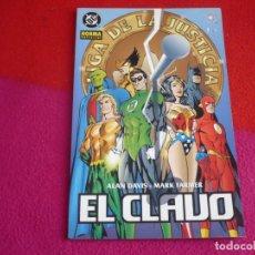 Cómics: LA LIGA DE LA JUSTICIA JLA EL CLAVO Nº 1 ( ALAN DAVIS Y MARK FARMER ) ¡MUY BUEN ESTADO! NORMA DC . Lote 137962586