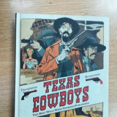 Cómics: TEXAS COWBOYS #1 (NOMADAS #69). Lote 137972400