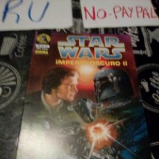 Comics: STAR WARS 4 DE 6 NORMA EDITORIAL IMPERIO OSCURO 2. Lote 138080232