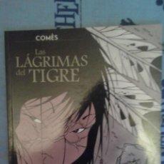 Cómics: LAS LAGRIMAS DEL TIGRE: COMES: NORMA EDITORIAL. Lote 138138314