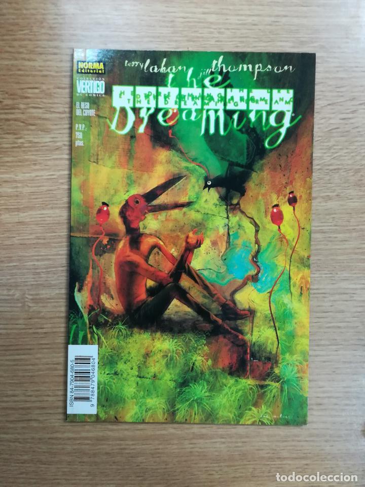 THE DREAMING EL BESO DEL COYOTE (Tebeos y Comics - Norma - Comic USA)