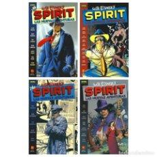 Cómics: THE SPIRIT. NUEVAS AVENTURAS. PACK DE 4 CÓMICS - VARIOS AUTORES DESCATALOGADO!!! OFERTA!!!. Lote 138544558