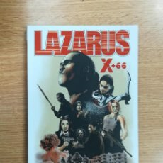 Cómics: LAZARUS X+66. Lote 138566209