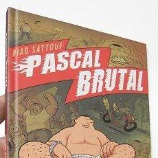 Comics: PASCAL BRUTAL - RIAD SATTOUF. Lote 138587854