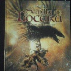 Cómics: CIVIELLO, SEMILLA DE LOCURA N.2. Lote 138653126