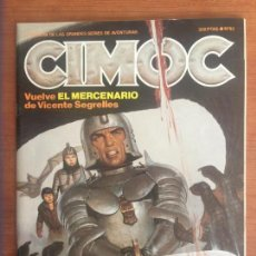 Cómics: CIMOC 83. NORMA EDITORIAL.. Lote 138825830