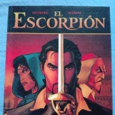 Cómics: EL ESCORPIÓN. LA MARCA DEL DIABLO. NORMA. NUEVO. Lote 138932976