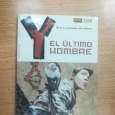 Cómics: Y EL ULTIMO HOMBRE EMASCULADOS. Lote 139139650