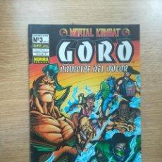 Cómics: MORTAL KOMBAT GROO PRINCIPE DEL DOLOR #3. Lote 139141677