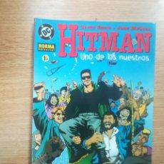 Cómics: HITMAN UNO DE LOS NUESTROS #1. Lote 139141693