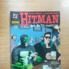 Cómics: HITMAN UNO DE LOS NUESTROS #2. Lote 139141697