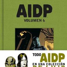 Cómics: CÓMICS. AIDP INTEGRAL 06 - MIKE MIGNOLA/JOHN ARCUDI/GUY DAVIS/TYLER CROOK/DAVE STEWART (CARTONÉ). Lote 139242658