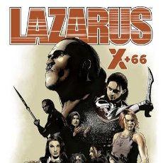 Cómics: CÓMICS. LAZARUS X +66 - GREG RUCKA/MICHAEL LARK/VARIOS ARTISTAS. Lote 139289578