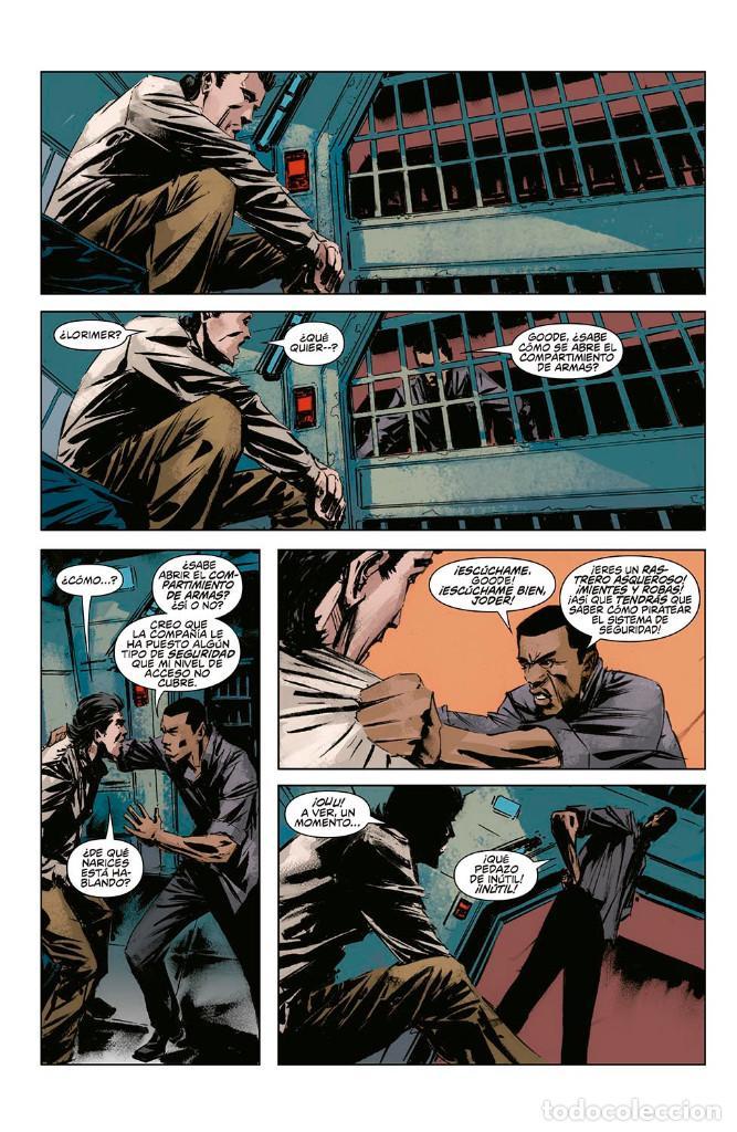 Cómics: Cómics. VIDA Y MUERTE 4. ALIEN VS. DEPREDADOR - Dan Abnett/Brian Albert Thies (Cartoné) - Foto 3 - 161778817