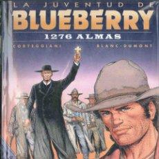 Cómics: BLUEBERRY Nº 51 1276 ALMAS. Lote 139315074