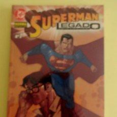 Cómics: SUPERMAN: LEGADO. NORMA. COLECCIÓN COMPLETA 3 NÚMEROS. 2004.. Lote 139348418
