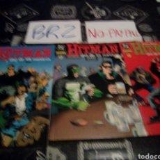 Cómics: HITMAN COMPLETA DEL 1 AL 3 DC NORMA EDITORIAL. Lote 139758152