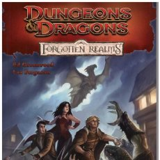 Cómics: DUNGEONS & DRAGONS FORGOTTEN REALMS NORMA 130 PAGINAS. Lote 156254860