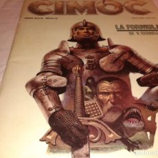 Cómics: CIMOC MARZO 82. Lote 139902914