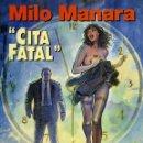 Cómics: MILO MANARA. CITA FATAL . NORMA EDITORIAL 1997. Lote 140118274