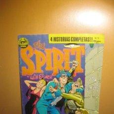 Cómics: WILL EISNER. THE SPIRIT Nº 2. 4 HISTORIAS COMPLETAS. NORMA EDITORIAL 1988.. Lote 140386682