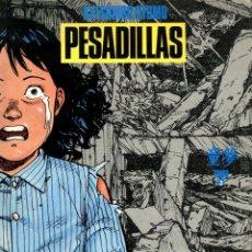 Cómics: PESADILLLAS-3 (NORMA, 1992) DE KATSUHIRO OTOMO. COLECCIÓN BN-19. Lote 140437318