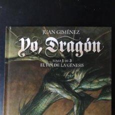 Cómics: YO DRAGON , TOMO 1 JUAN GIMENEZ. Lote 140465514