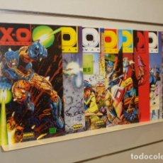 Cómics: X-O MANOWAR COMPLETA 10 NUMEROS - NORMA EDITORIAL OFERTA. Lote 140477274
