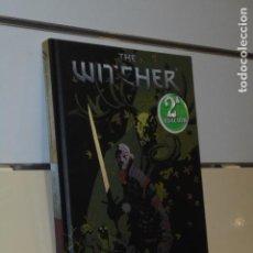 Cómics: THE WITCHER LA CASA DE LAS VIDRIERAS PAUL TOBIN Y JOE QUERIO - NORMA -. Lote 140512086