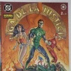 Cómics: LIGA DE LA JUSTICIA : EL CLAVO Nº 2 DE 3 - NORMA - 2002- MITAD DE PRECIO-. Lote 140515454