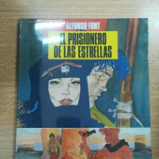 Cómics: EL PRISIONERO DE LAS ESTRELLAS (ALFONSO FONT) (COLECCIÓN B/N #2). Lote 140734652