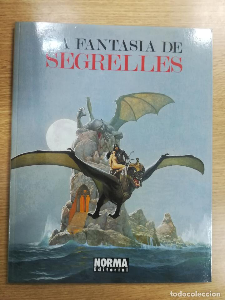 LA FANTASIA DE SEGRELLES (Tebeos y Comics - Norma - Comic Europeo)
