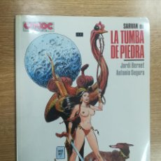 Fumetti: SARVAN EN LA TUMBA DE PIEDRA (CIMOC EXTRA COLOR #18). Lote 140734772
