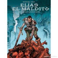 Comics: ELIAS EL MALDITO. 3 TOMOS . NINTH EDICIONES. TAPA DURA. 170 PAGINAS. Lote 149464665