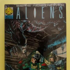 Cómics: ALIENS SERIE NOSTROMO. NORMA EDITORIAL. COLECCIÓN COMPLETA 10 NÚMEROS. 1991. Lote 140911382