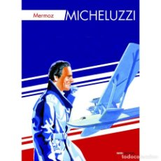 Cómics: ATTILIO MICHELUZZI. MERMOZ, NINTH EDICIONES. TAPA DURA. 112 PAGINAS. Lote 257686695