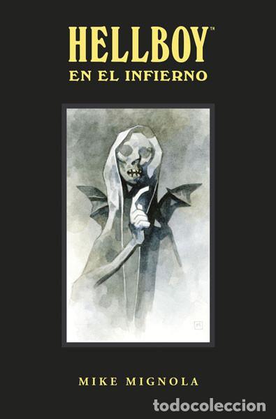 CÓMICS. HELLBOY EN EL INFIERNO. EDICIÓN INTEGRAL - MIGNOLA/MCMAHON/MOON/BÁ/CORBEN/FEGREDO/ (CARTONÉ) (Tebeos y Comics - Norma - Comic USA)