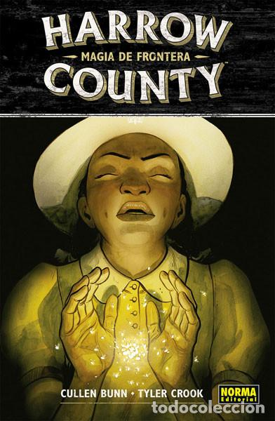 CÓMICS. HARROW COUNTY 6. MAGIA DE FRONTERA - CULLEN BUNN/TYLER CROOK (Tebeos y Comics - Norma - Comic USA)