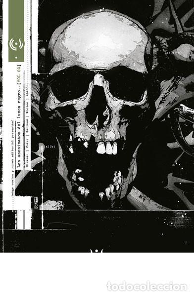 CÓMICS. LOS ASESINATOS DEL LUNES NEGRO 2 - JONATHAN HICKMAN/TOMM COKER/MICHAEL GARLAND (Tebeos y Comics - Norma - Comic USA)