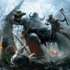 Cómics: CÓMICS. EL ARTE DE GOD OF WAR - EVAN SHAMOON (CARTONÉ). Lote 140942526