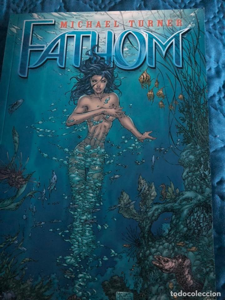 TOMO FATHOM NÚMERO 1 (Tebeos y Comics - Norma - Comic USA)