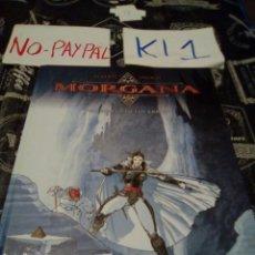 Comics: MORGANA 2 EL SECRETO DE LOS KRRITT NORMA EDITORIAL TAPA DURA. Lote 141509705