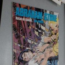 Comics : ABRAHAM STONE: RATAS DE CIUDAD / JOE KUBERT / CIMOC EXTRA COLOR Nº 92 - NORMA 1ª EDICIÓN 1992. Lote 141656786
