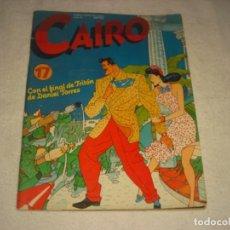 Cómics: CAIRO Nº 17 .1983. Lote 141709978