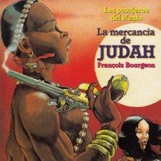 Cómics: CIMOC EXTRA COLOR Nº 51 - LOS PASAJEROS DEL VIENTO - LA MERCANCIA DE JUDAH - FRANCOIS BOURGEON. Lote 141713238