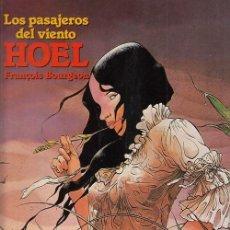 Cómics: CIMOC EXTRA COLOR Nº 49 - LOS PASAJEROS DEL VIENTO - HOEL - FRANCOIS BOURGEON. Lote 141714126